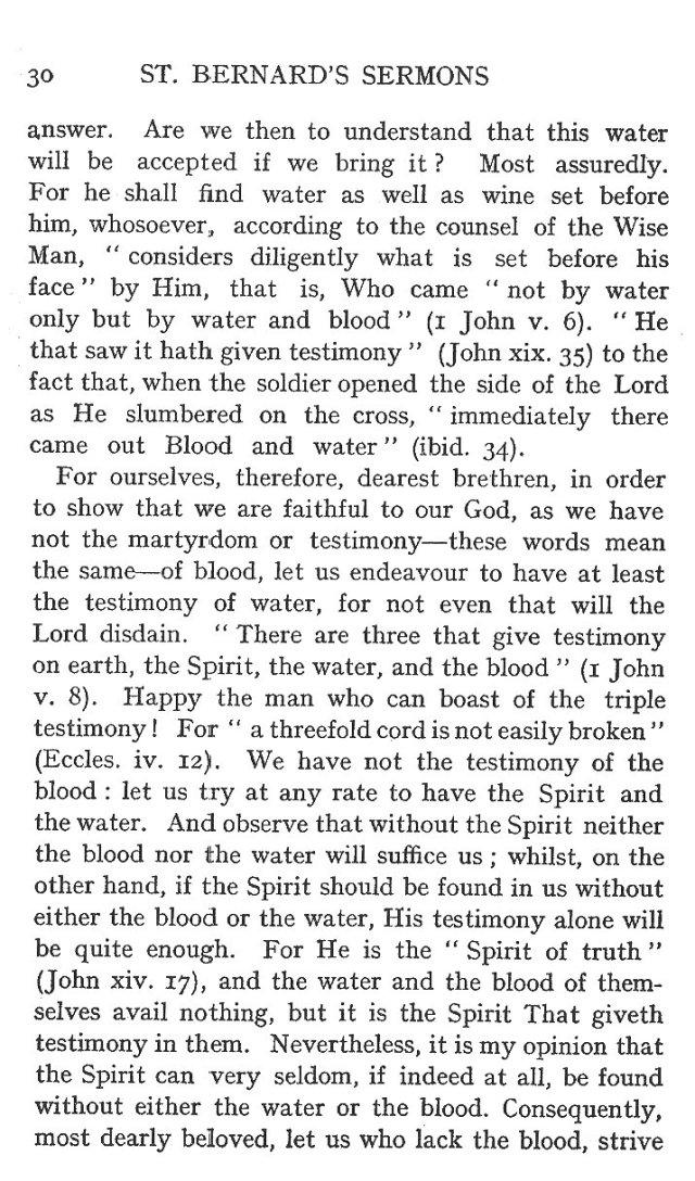 Sermon Feast St. Clement 6