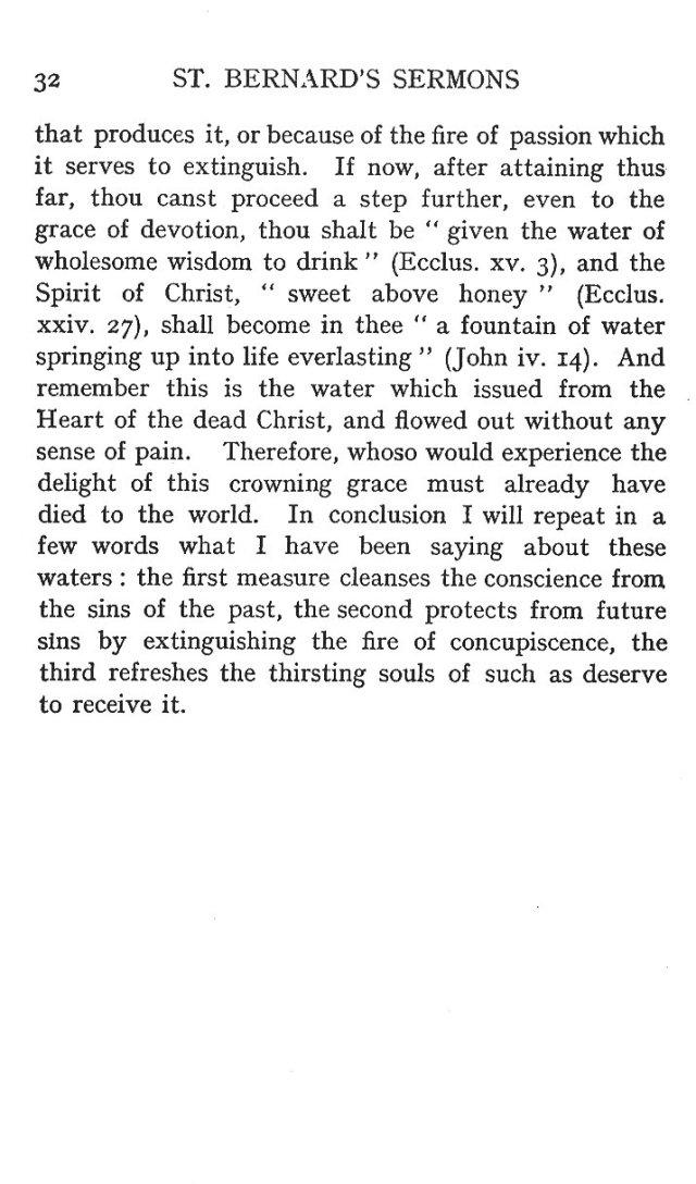 Sermon Feast St. Clement 8