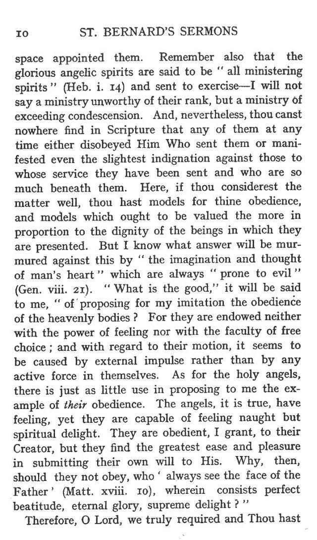 Sermon Feast St. Martin 10