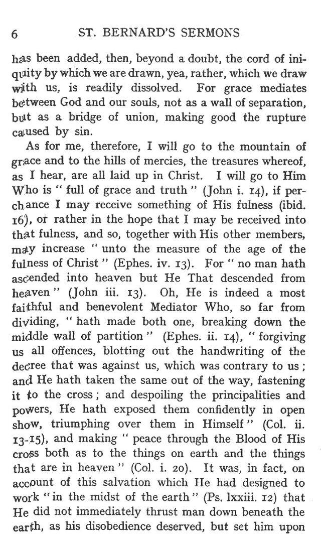 Sermon Feast St. Martin 6