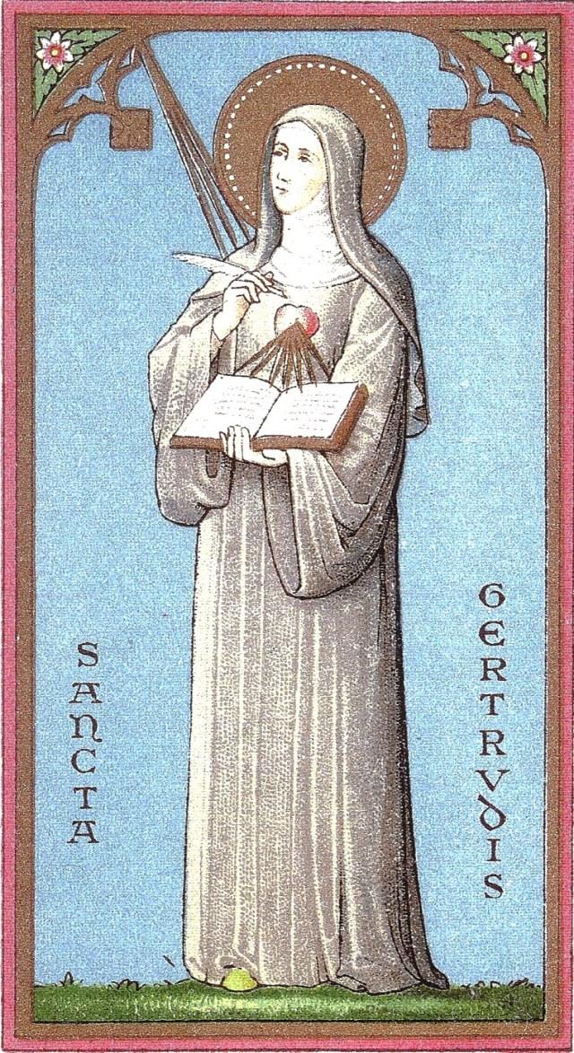 St. Gertrude 1