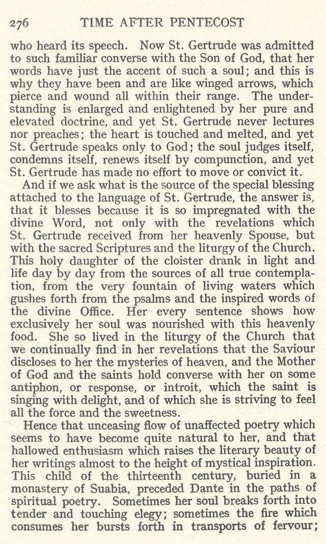 St. Gertrude Gueranger 3