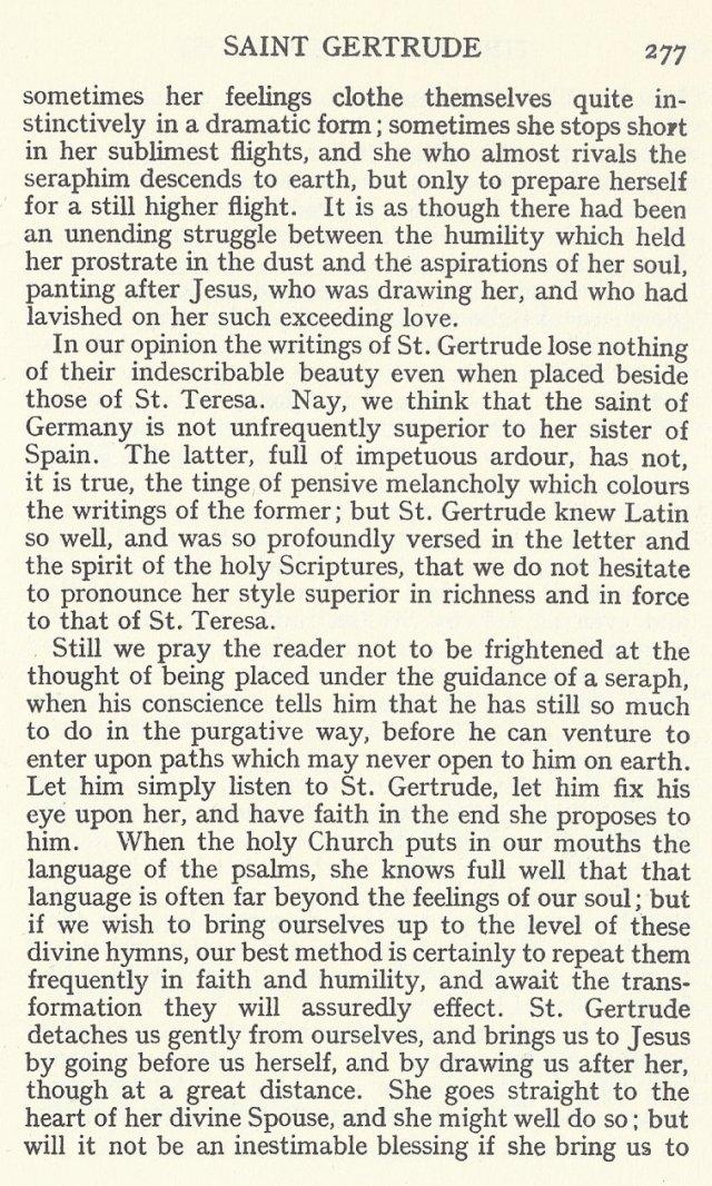 St. Gertrude Gueranger 4