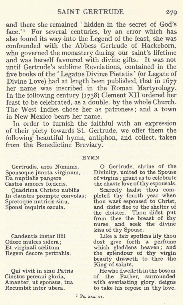 St. Gertrude Gueranger 6