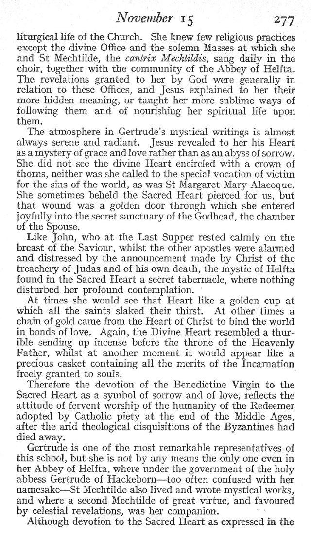 St. Gertrude Schuster 2