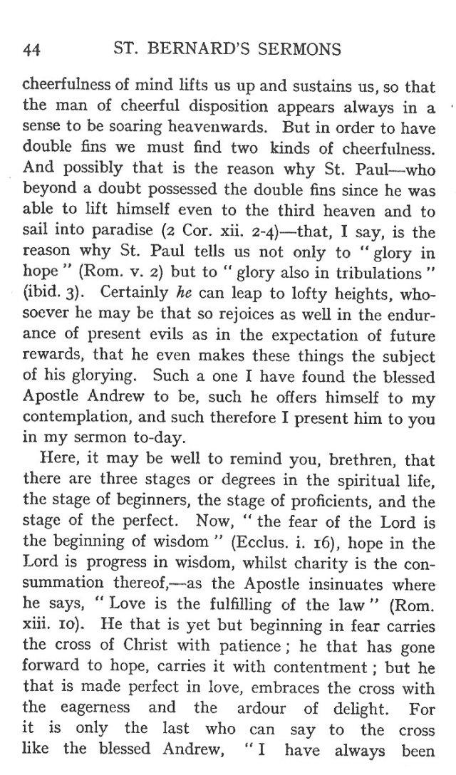 1st Sermon St. Andrew 6