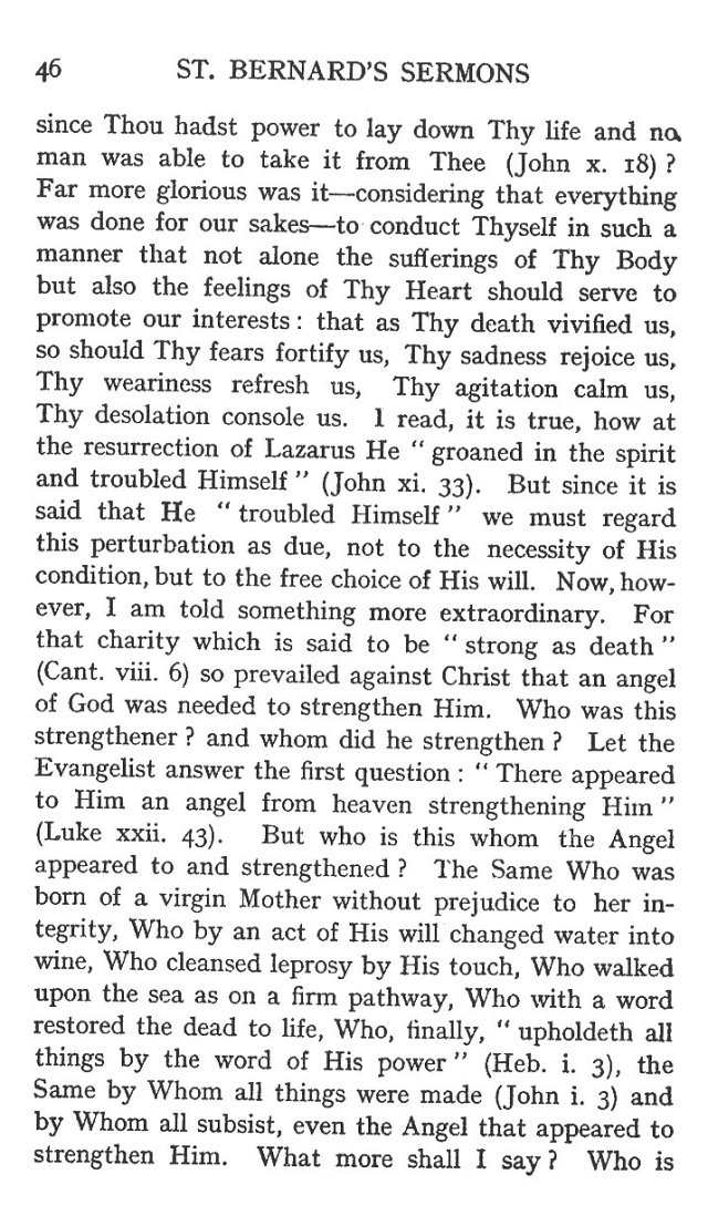 1st Sermon St. Andrew 8