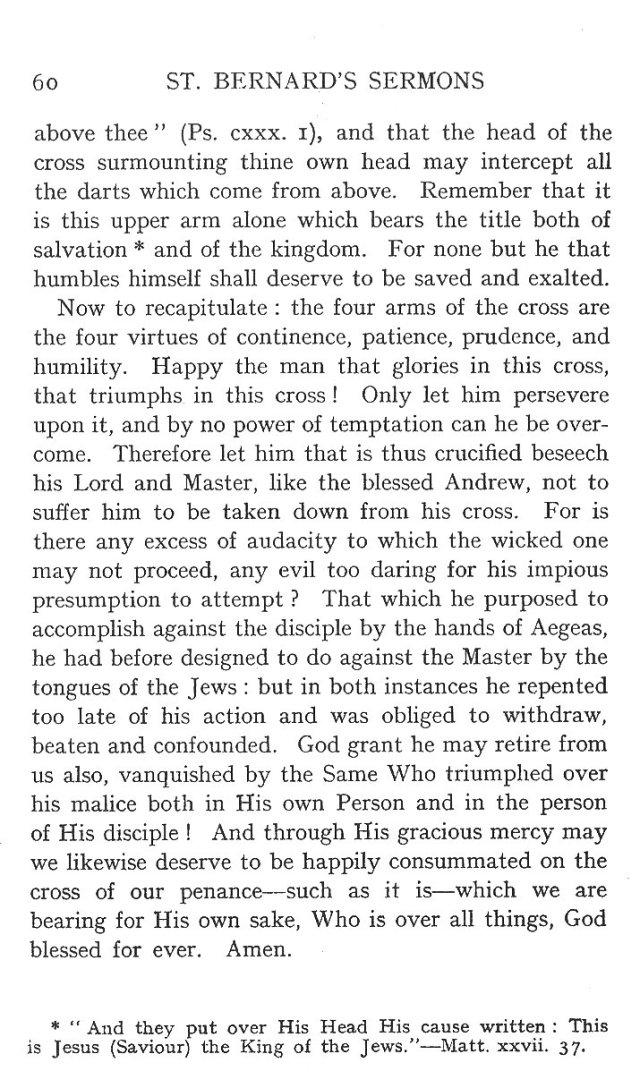 2nd Sermon St. Andrew 10