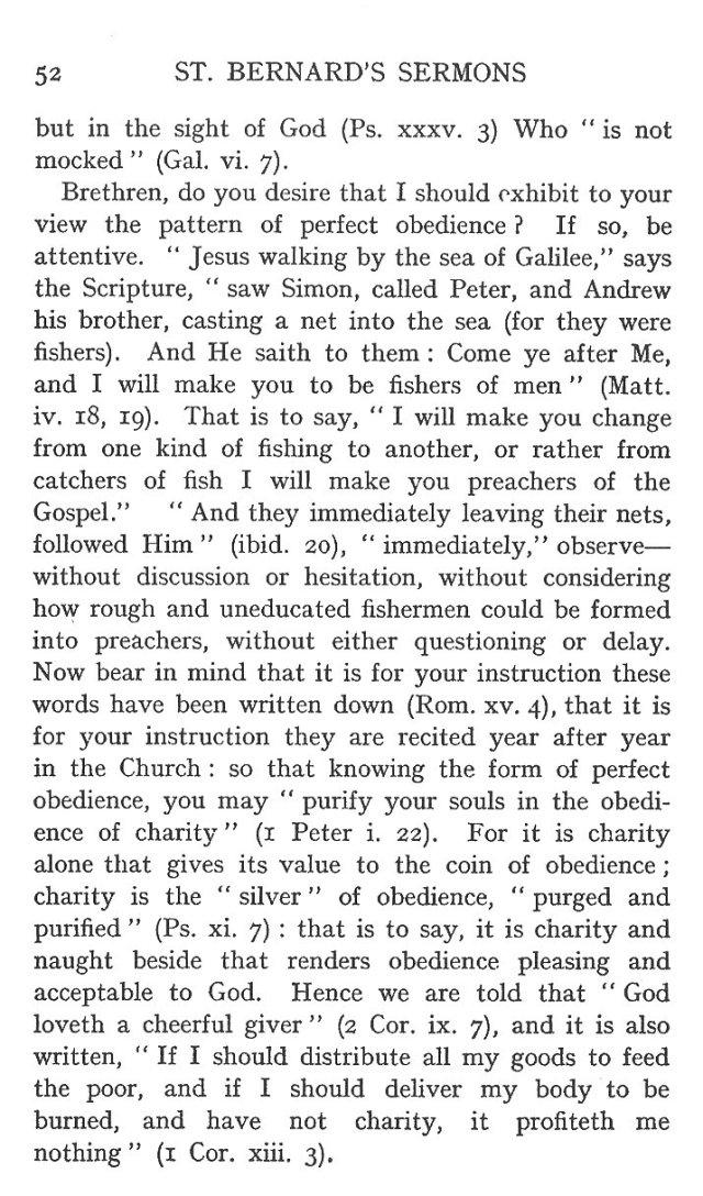 2nd Sermon St. Andrew 2