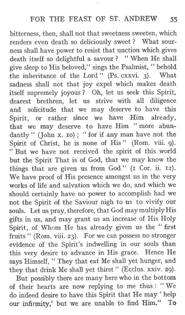2nd Sermon St. Andrew 5