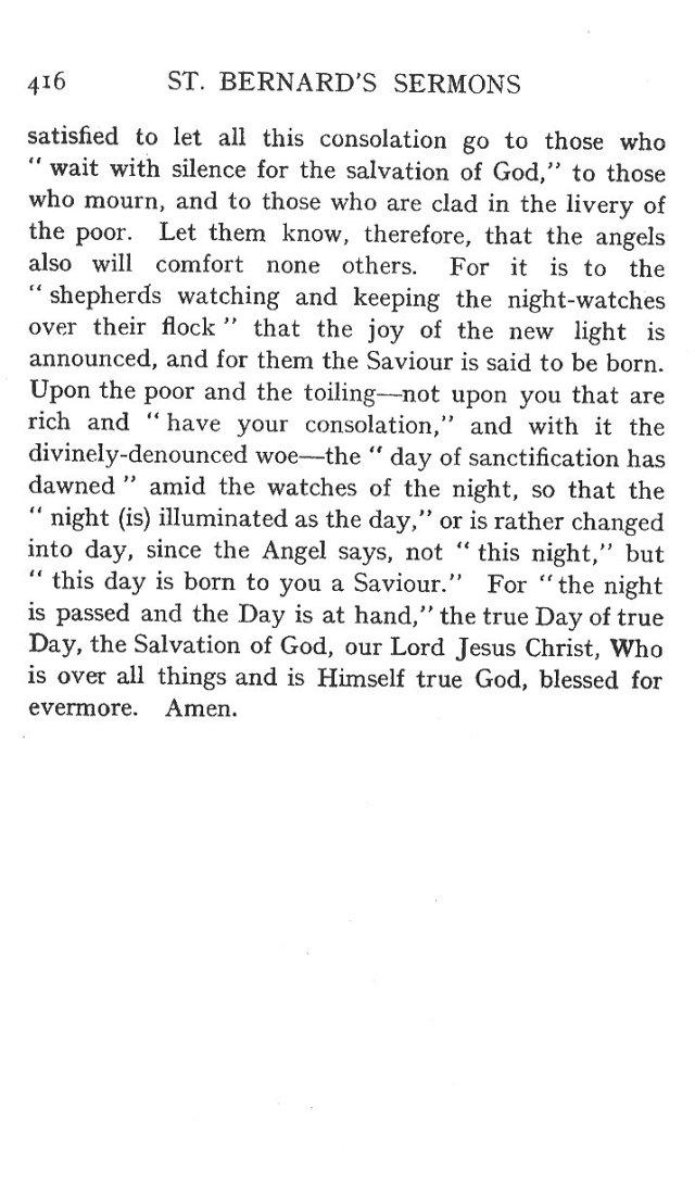 Fifth Sermon Christmas Day 6