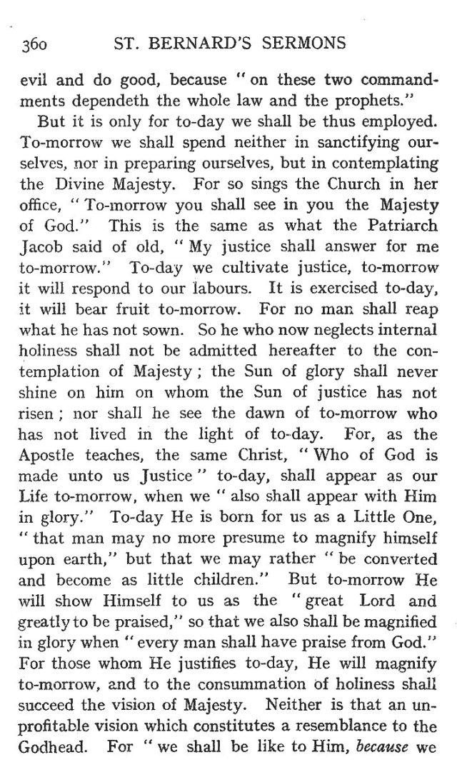 Fifth Sermon Christmas Eve 4
