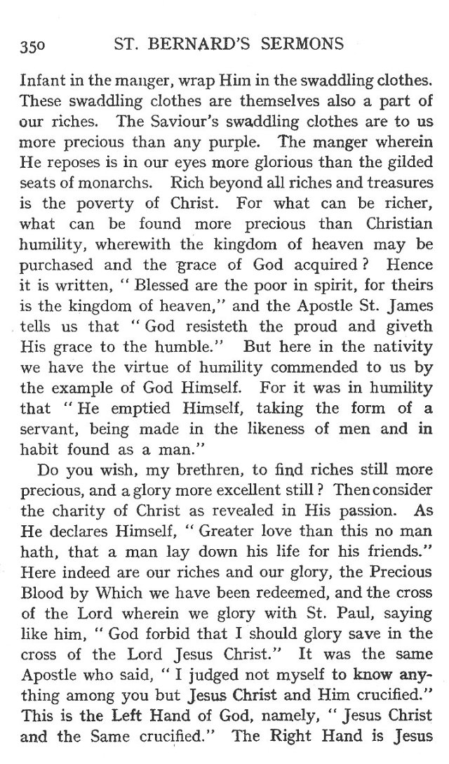 Fourth Sermon Christmas Eve 8