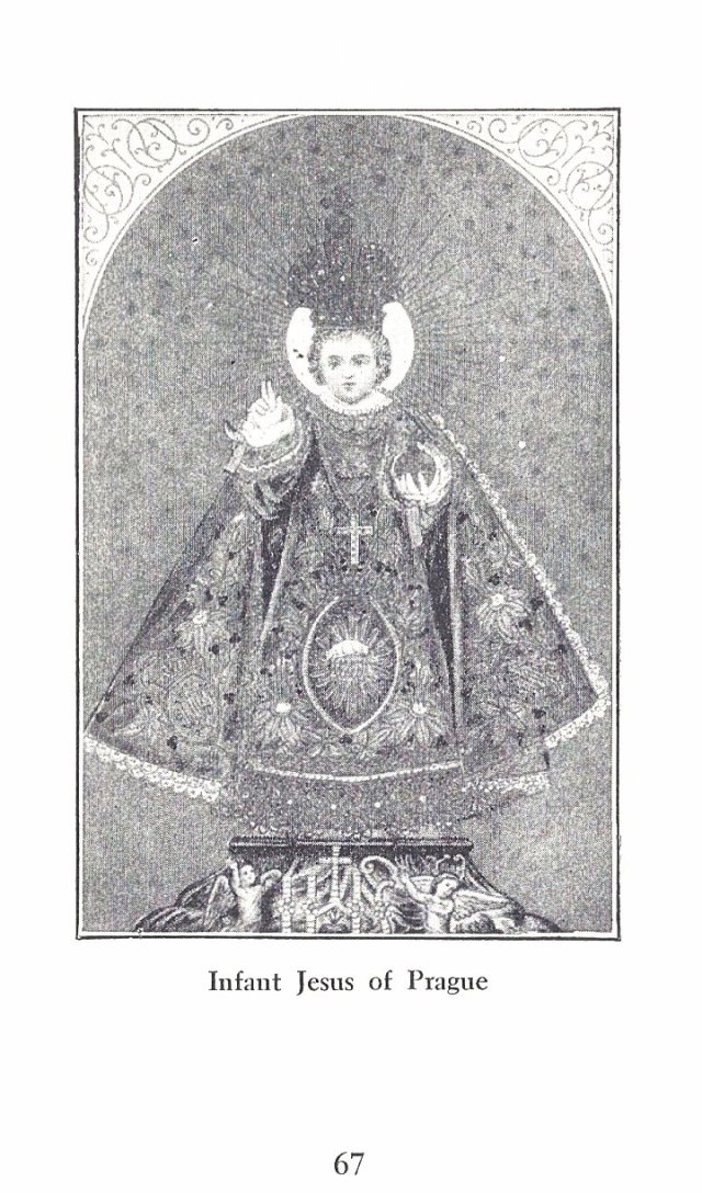 Novena to Infant of Prague 2
