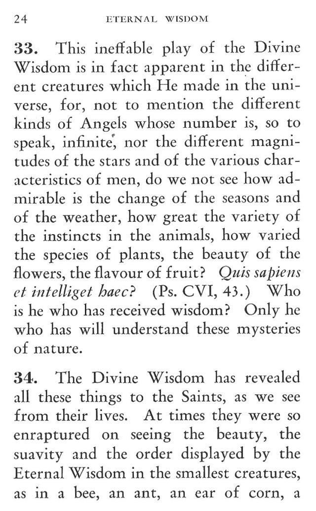Power of Divine Wisdom in Creation 3