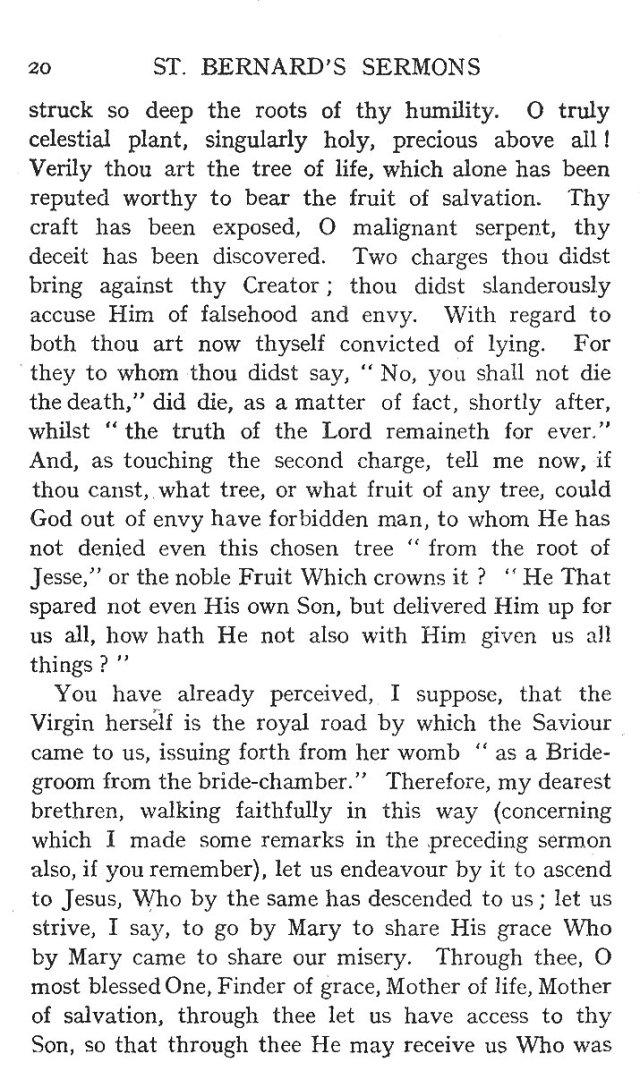 Second Sermon Advent 6