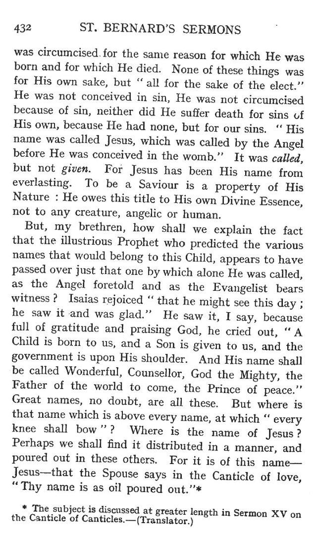 Second Sermon Circumcision 3
