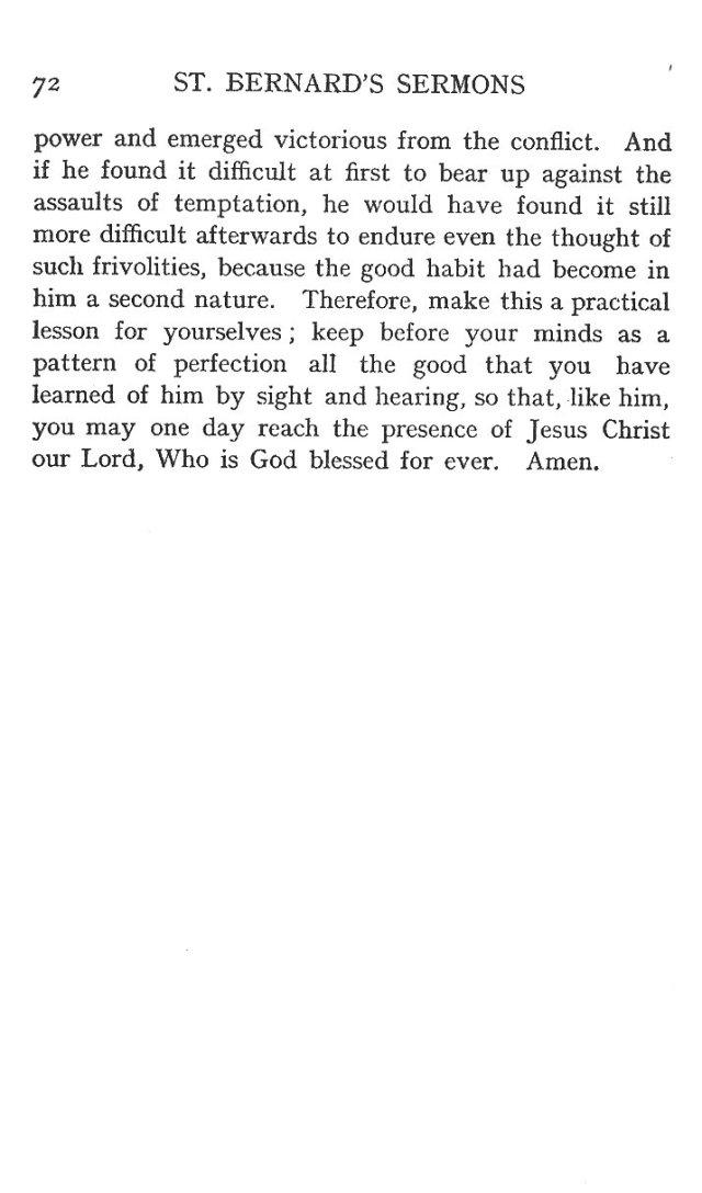 Sermon St. Humbert 12