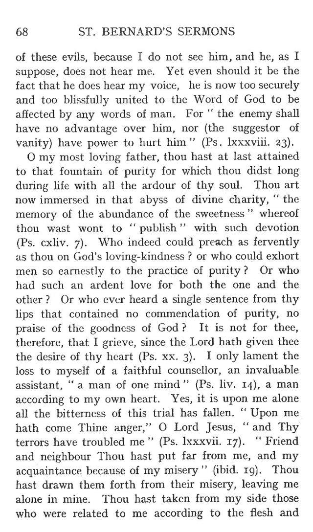 Sermon St. Humbert 8