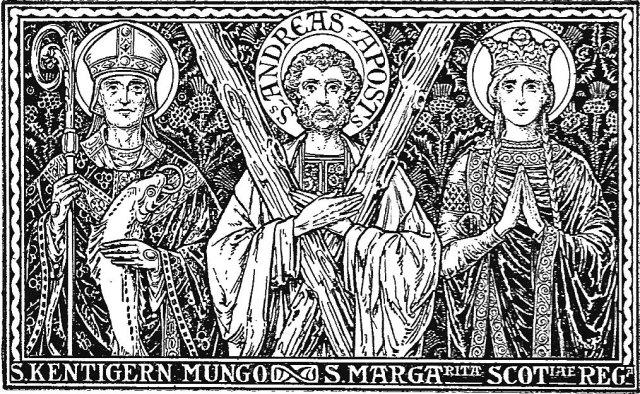Ss. Andrew, Kentigern, Margaret