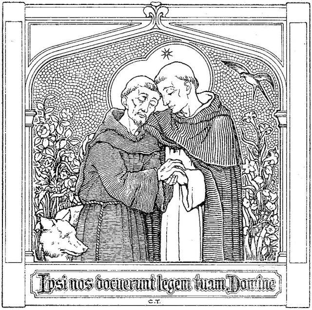 Ss. Franciscus et Dominicus