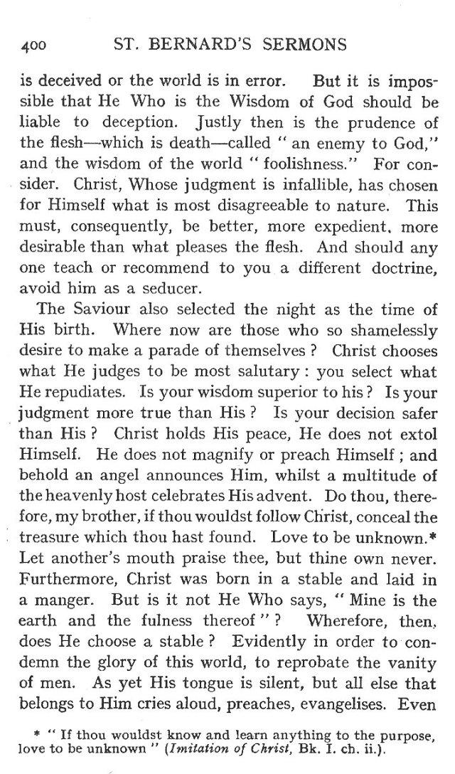 Third Sermon Christmas Day 3
