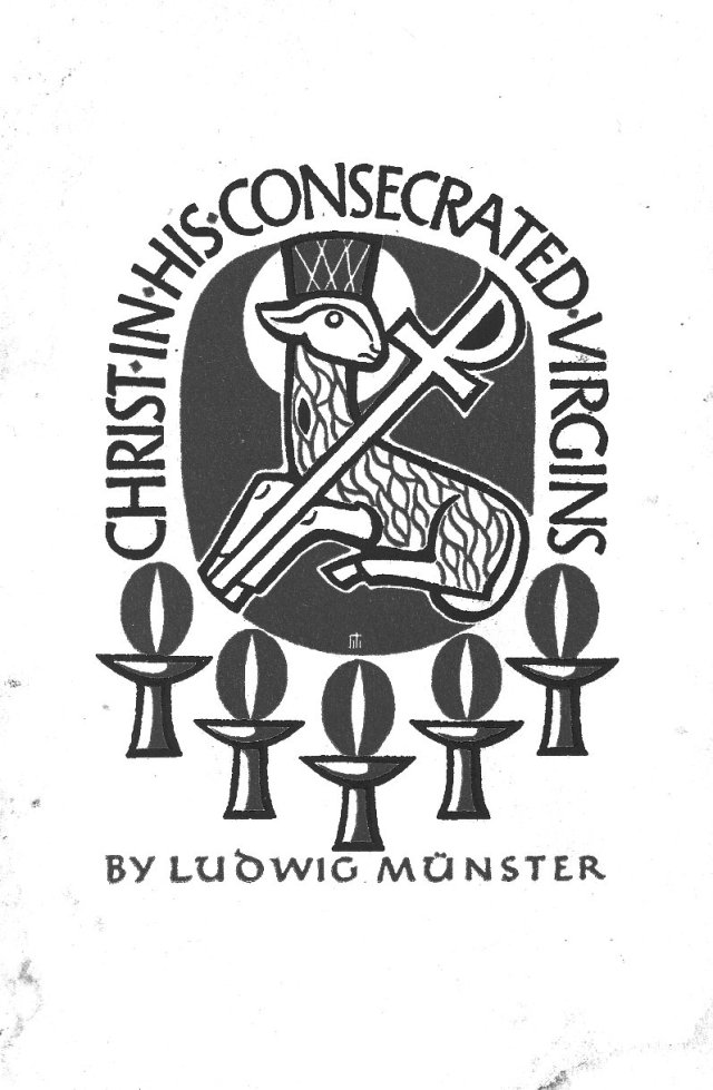 Christ in His Consecrated Virgins Cover