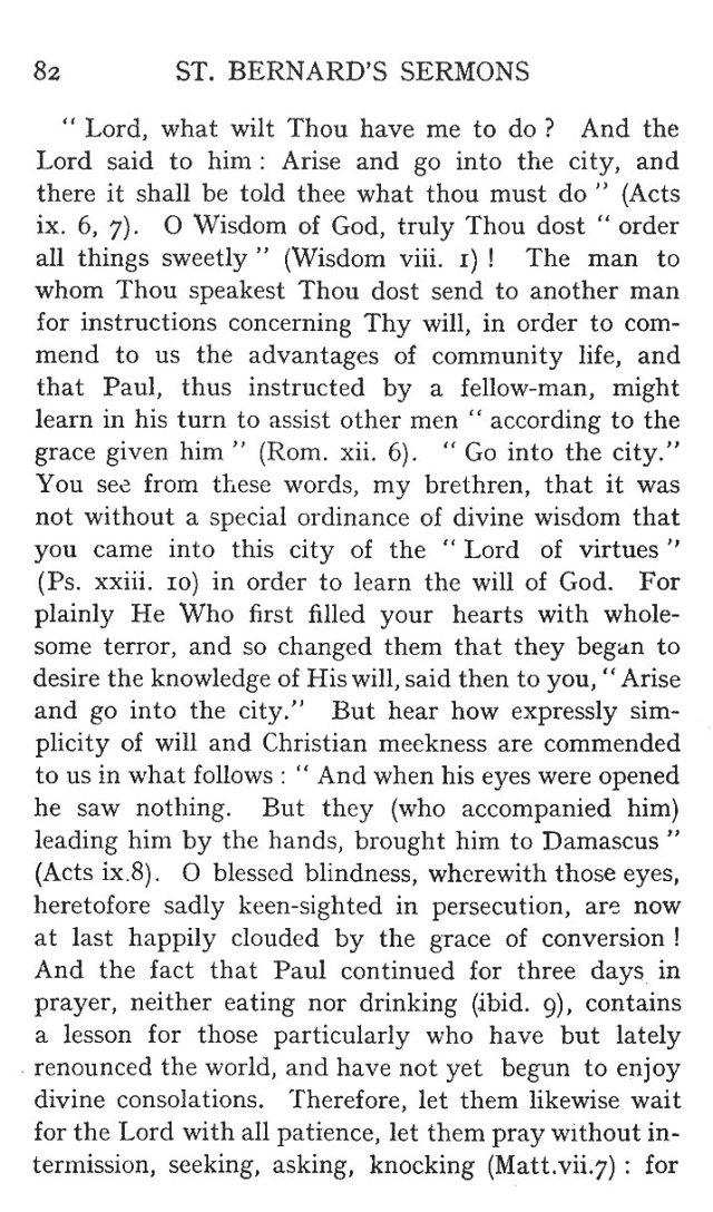 First Sermon Conversion St. Paul 10