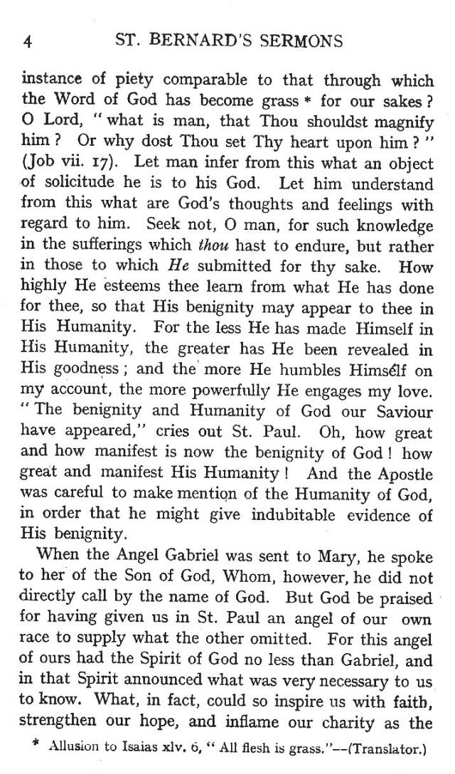 First Sermon Epiphany 4