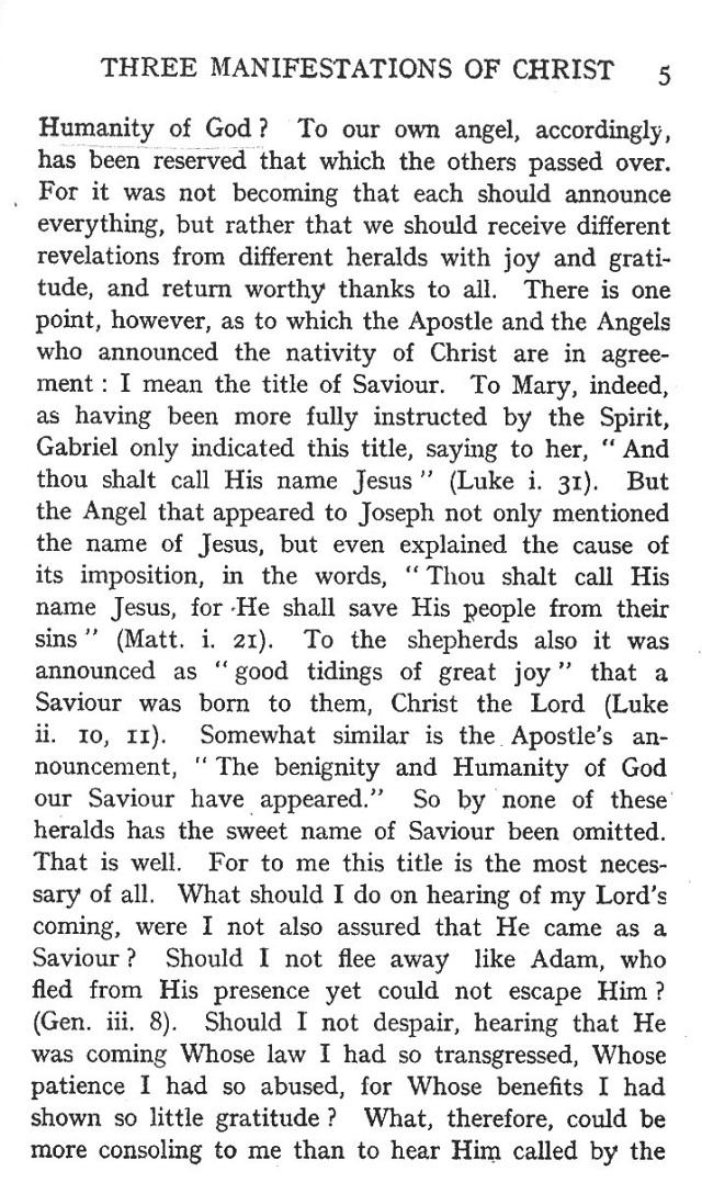 First Sermon Epiphany 5