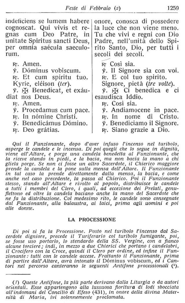 Purification BVM Ambrosian Missal 2