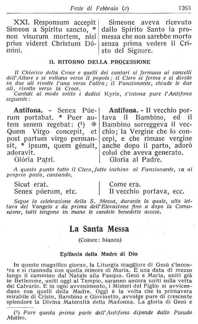 Purification BVM Ambrosian Missal 6