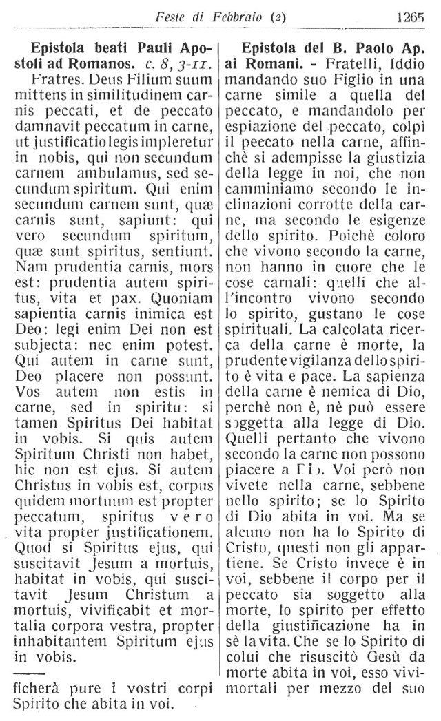 Purification BVM Ambrosian Missal 8