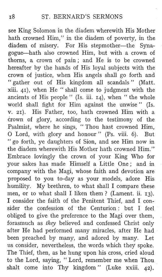 Second Sermon Epiphany 4
