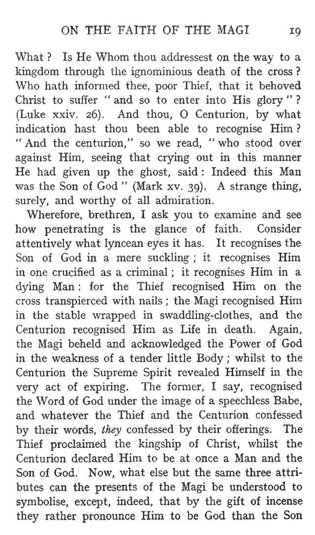 Second Sermon Epiphany 5