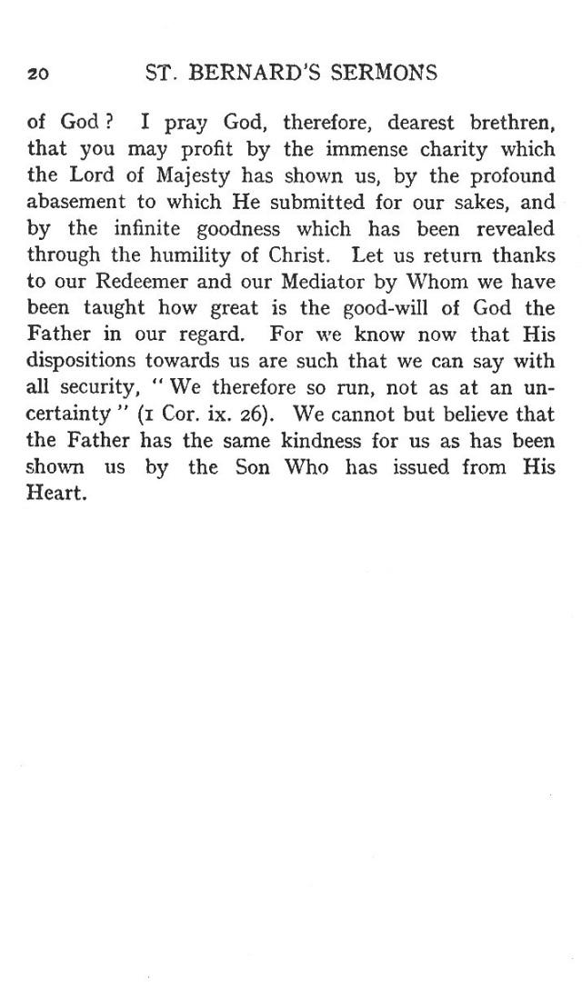 Second Sermon Epiphany 6