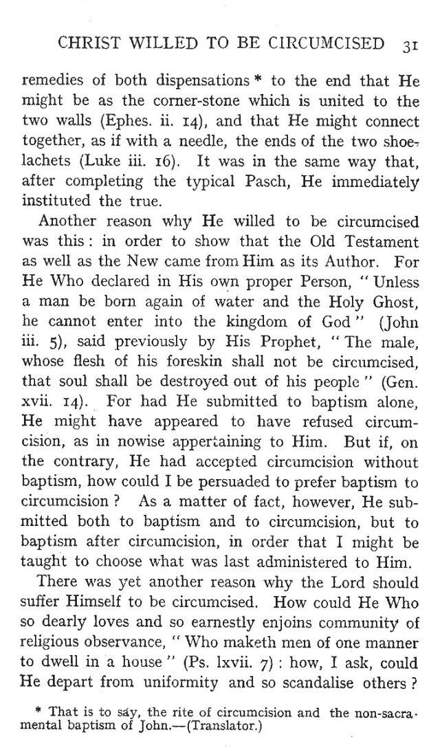 Sermon Octave Epiphany 2