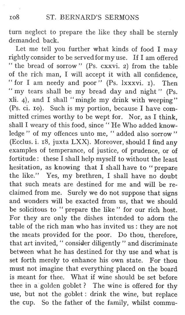 First Sermon St. Victor 6