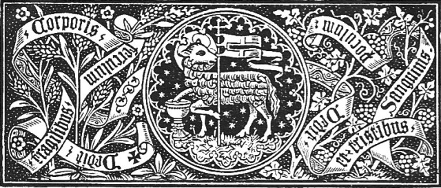 Agnus Dei III
