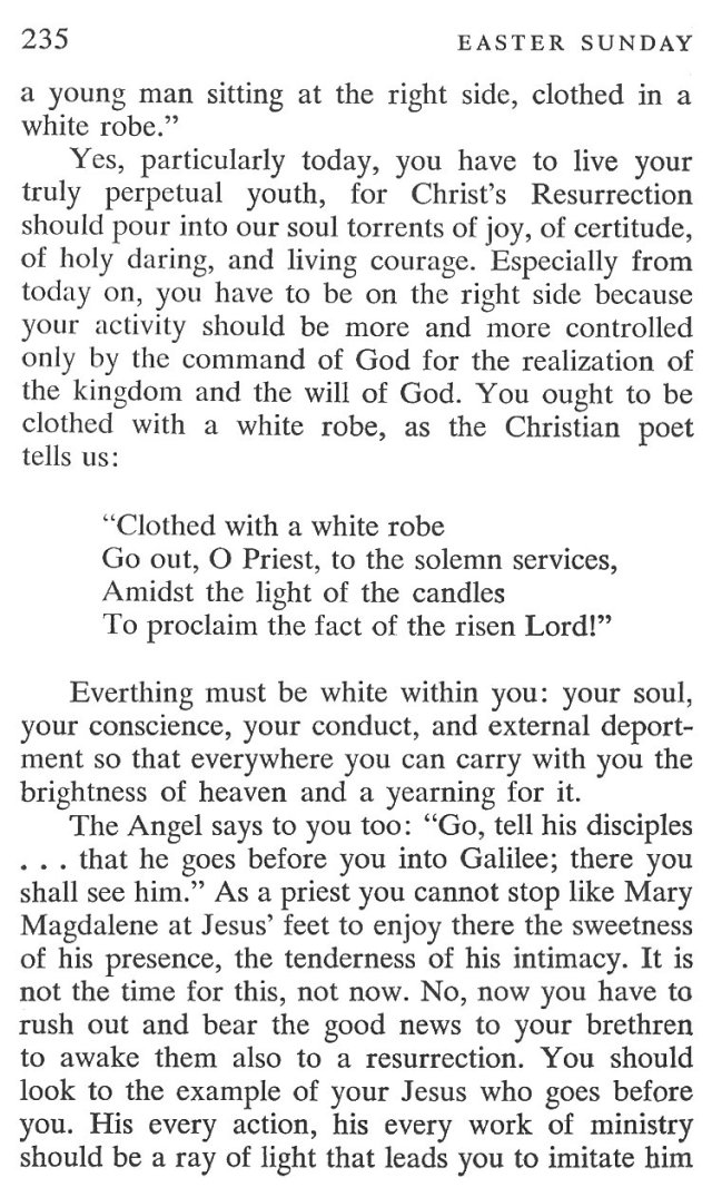 Easter Sunday Breviary Meditation 6