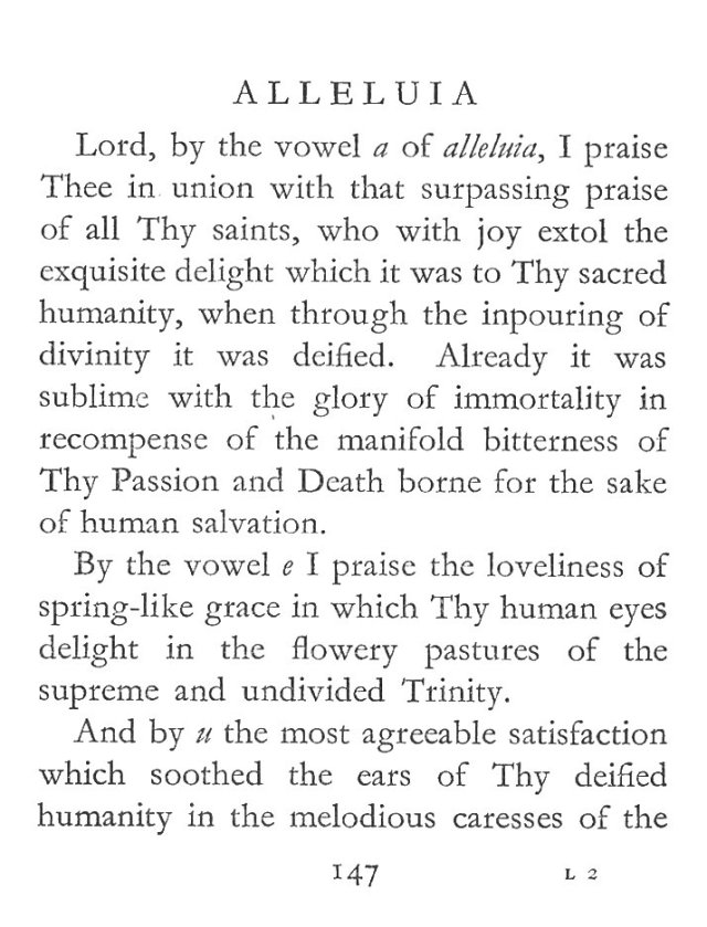 Gertrude Alleluia 1