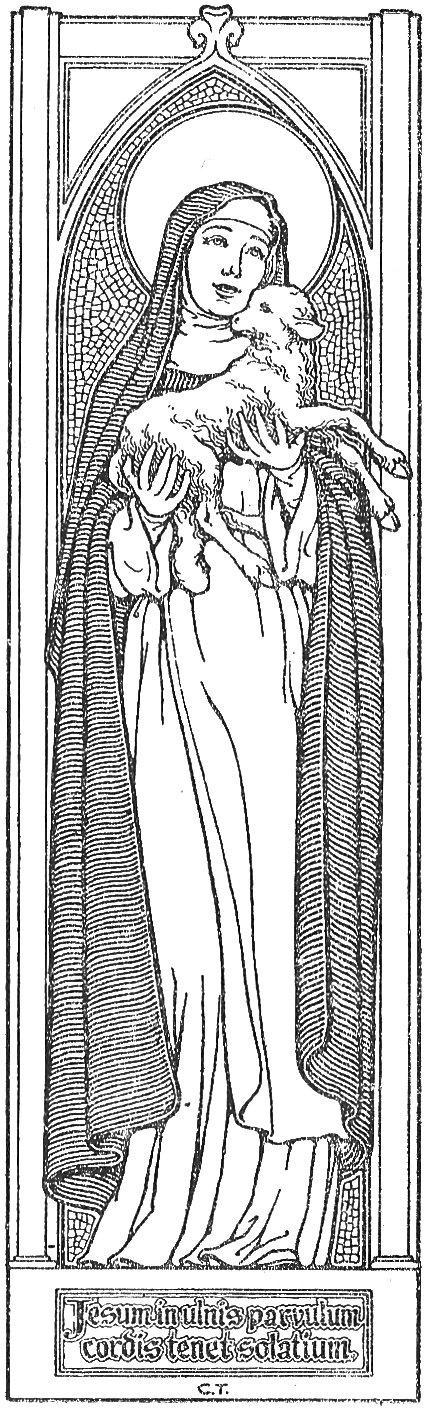 St. Agnes Montepulciano