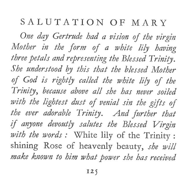 Salutation of Mary 1