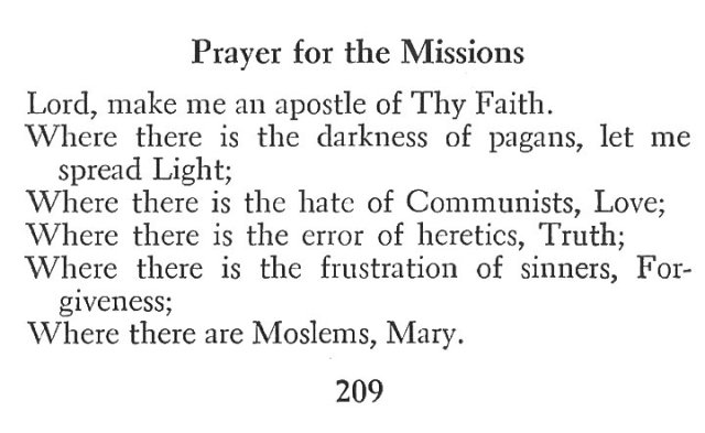 Another Prayer for Missions 1