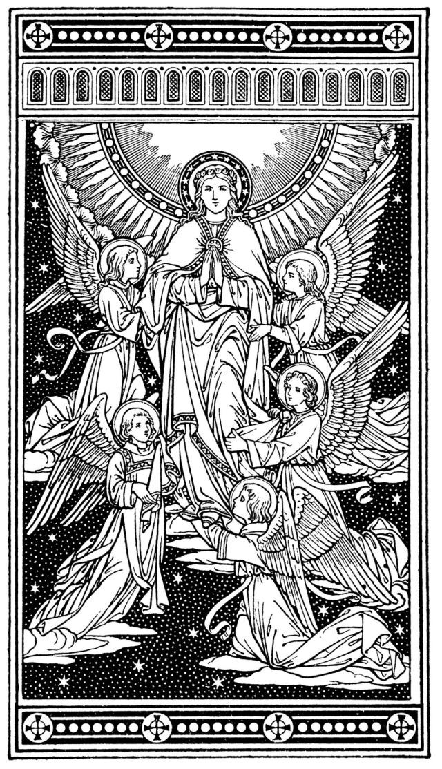 Assumptio Beatae Mariae Virginis in coelo