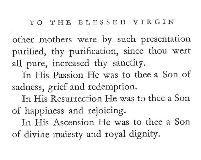 Seven Joys Blessed Virgin Saint Gertrude 2
